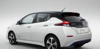 Nissan Leaf 2018 - новый автомобиль концерна Nissan Motors